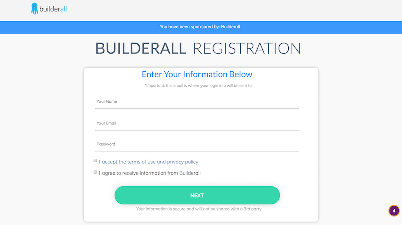 Builderall Sales Funnel Example 03