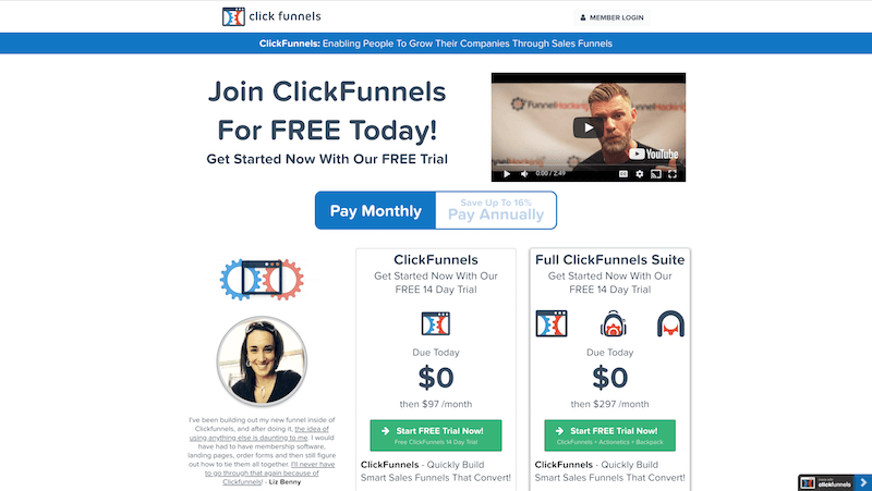 Fascination About Clickfunnels Examples